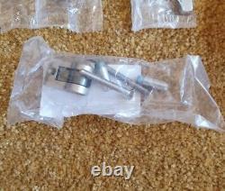 Yale Conexis L1 Smart Door Lock White Keyless Bluetooth Poignée De Sécurité
