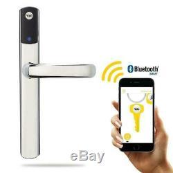 Yale Keyless Conexis L1 Smart Living Commande De Verrouillage De Porte Sans Fil Via Smartphone