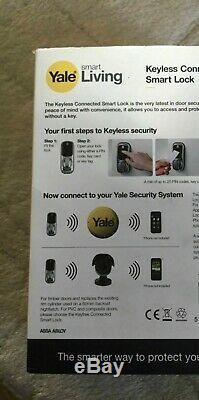 Yale Sans Clé Connecté À Puce Prêt De Verrouillage Avec Module Numérique Pour L'alarme