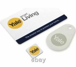 Yale Sans Clé Connecté Intelligent Prêt De Verrouillage De Porte En Chrome. Brand New & Boxed Nouveau