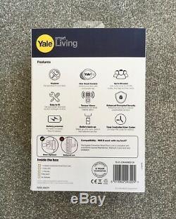 Yale Sans Clé Connected Intelligent De Verrouillage De Porte Nouveau Écran Tactile