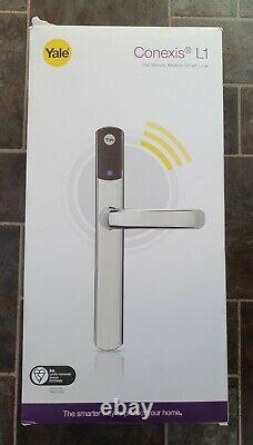Yale Sdl1000ch Conexis L1 Chrome Poignée De Sécurité Smart Door Lock Keyless. A. Le Rôle De L'organisation Des Nations Unies Dans Le Domaine De L'éducation, De La Science Et De La Culture