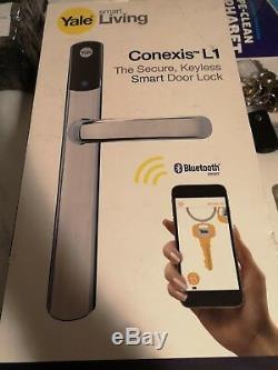 Yale Smart Living Conexis L1 Secure Sans Clé Intelligente De Verrouillage De Porte