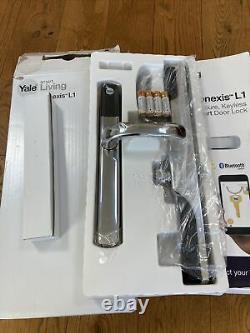 Yale Smart Living Conexis Tm L1 Smart Door Lock Sans Clé
