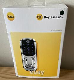 Yale Smart Living Keyless Connected Smart Door Lock Nouveau Open Box